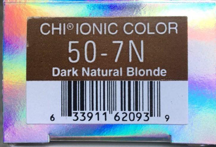 Крем-краска СHI Ионик 50-7 N 85 гр