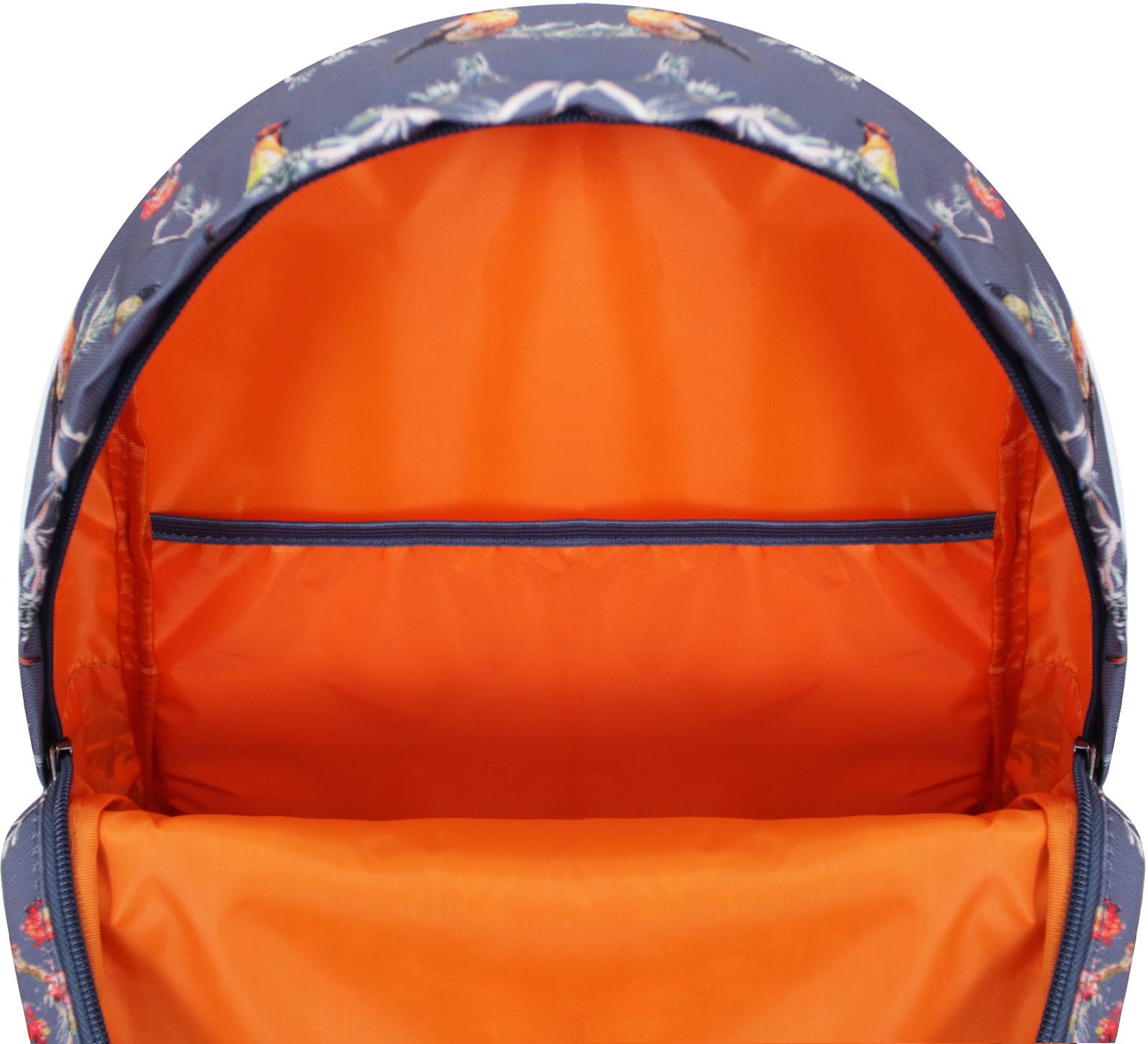 Рюкзак Bagland Молодежный (дизайн) 17 л. сублімація 445 (00533664) фото 4