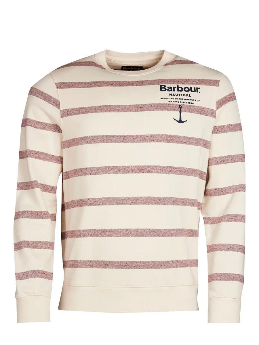 Barbour джемпер Offstore Crew MOL0153/BE11