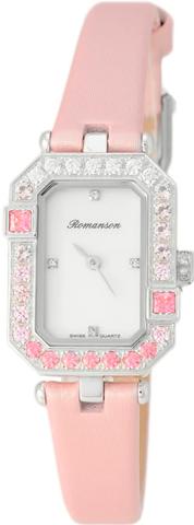 Наручные часы Romanson RL6A16QLW(WH)PINK