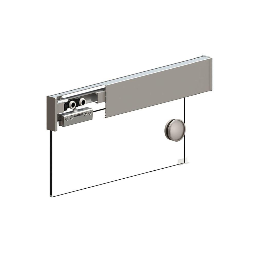 Для стеклянных дверей Раздвижная система PG 100 для стеклянных дверей razdvizhnaya-sistema-profi-glass-2000-min.jpg