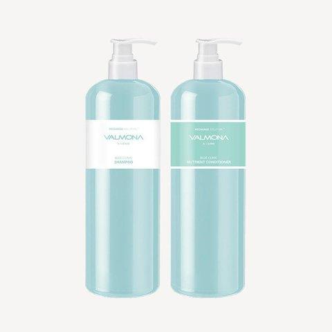 Увлажняющий шампунь для волос 100 мл Valmona Recharge Solution Blue Clinic Nutrient Shampoo
