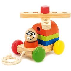 Игрушки из дерева Конструктор