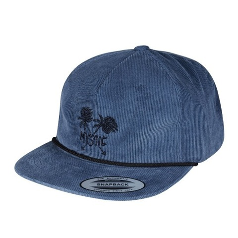 Кепка THE SMILER CAP DENIM BLUE