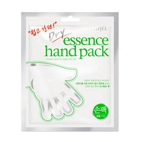 Маска-перчатки для рук СУХАЯ ЭССЕНЦИЯ PETITFEE Dry Essence Hand Pack