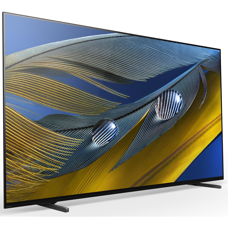 Купить 4K Ultra HD OLED телевизор XR65A80J с диагональю экрана 65 дюймов