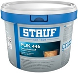 STAUF PUK-446 Р (9,79 кг) двухкомпонентный твердоэластичный полиуретановый паркетный клей (Германия)