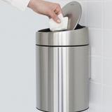 Ведро для мусора с крышкой SLIDE (5л), артикул 477546, производитель - Brabantia, фото 11