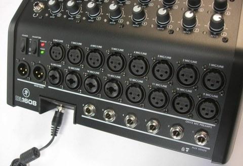Цифровые Mackie DL1608