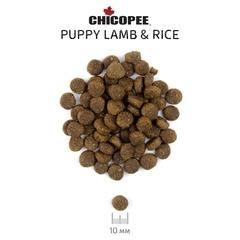 Chicopee CNL Puppy Lamb & Rice сухой корм для щенков всех пород с ягненком и рисом 15 кг