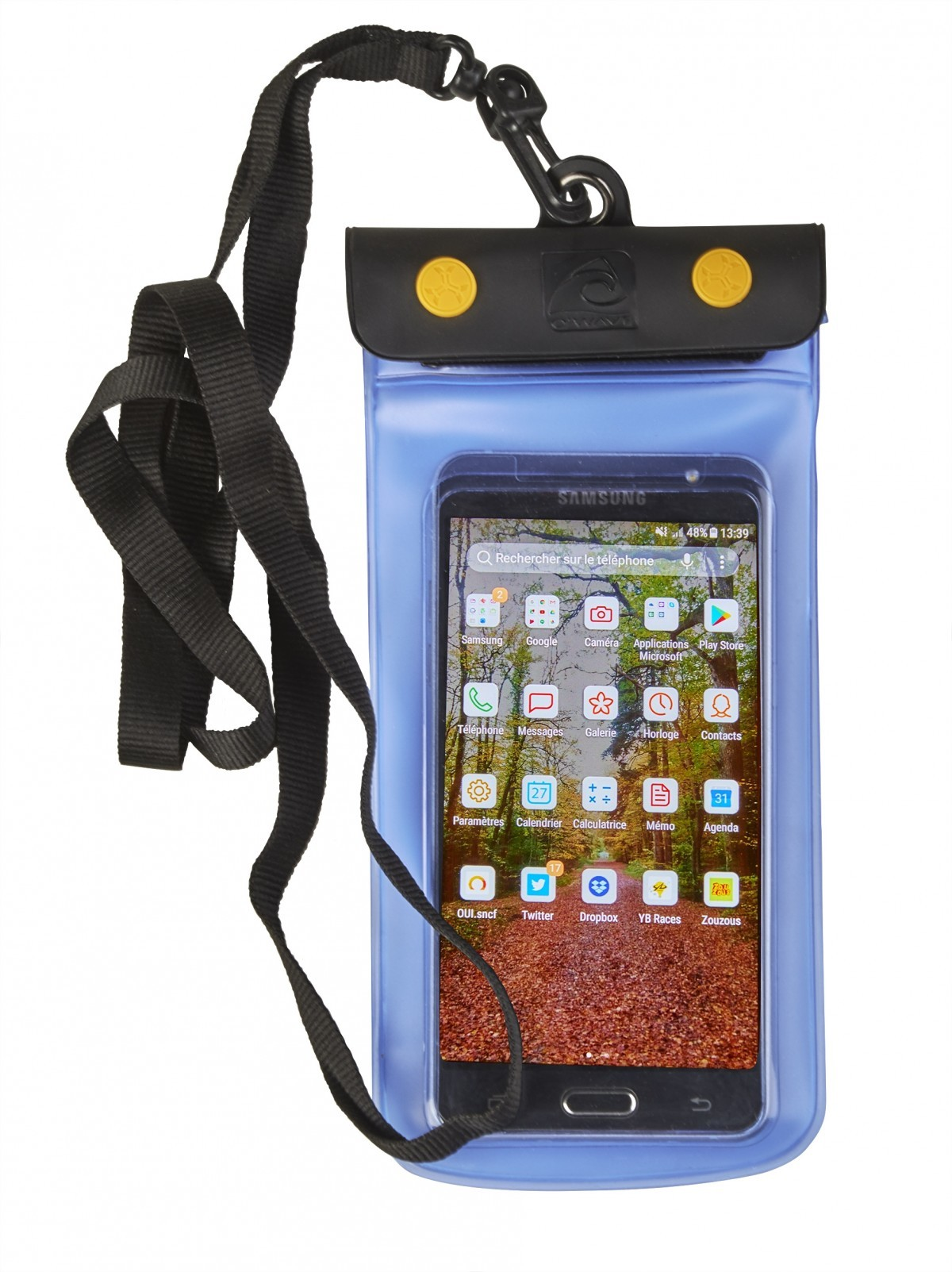 STRENGTHENED WATERPROOF POUCHES