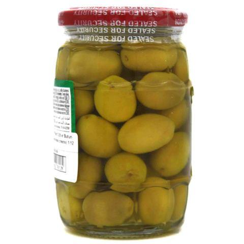 Оливки с косточкой Butun Yesli, Pinar, 350 г