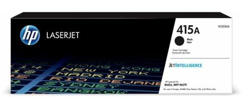Оригинальный картридж HP W2030A 415A черный