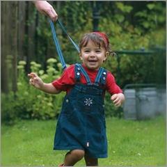 Вожжи для ребенка с ремнями безопасности Safety 1st
