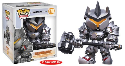 Фигурка Funko POP! Vinyl: Games: Overwatch: 6