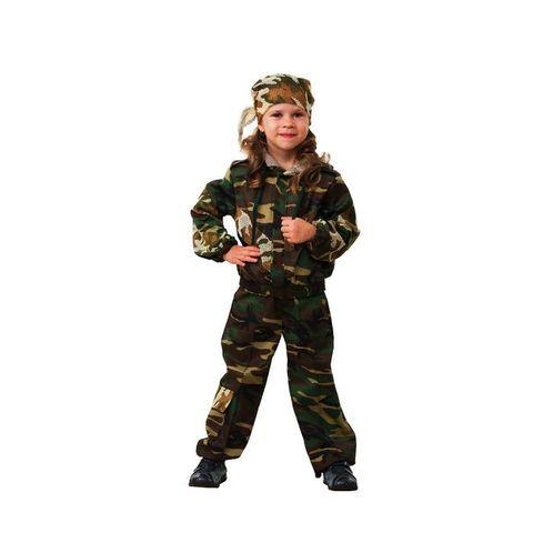 Костюм спецназовца детский