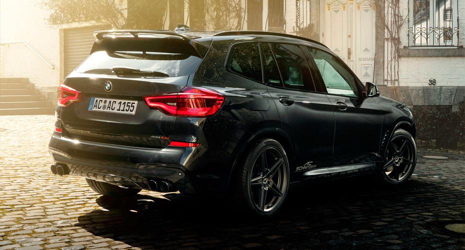 Обвес AC Schnitzer для BMW X3 G01