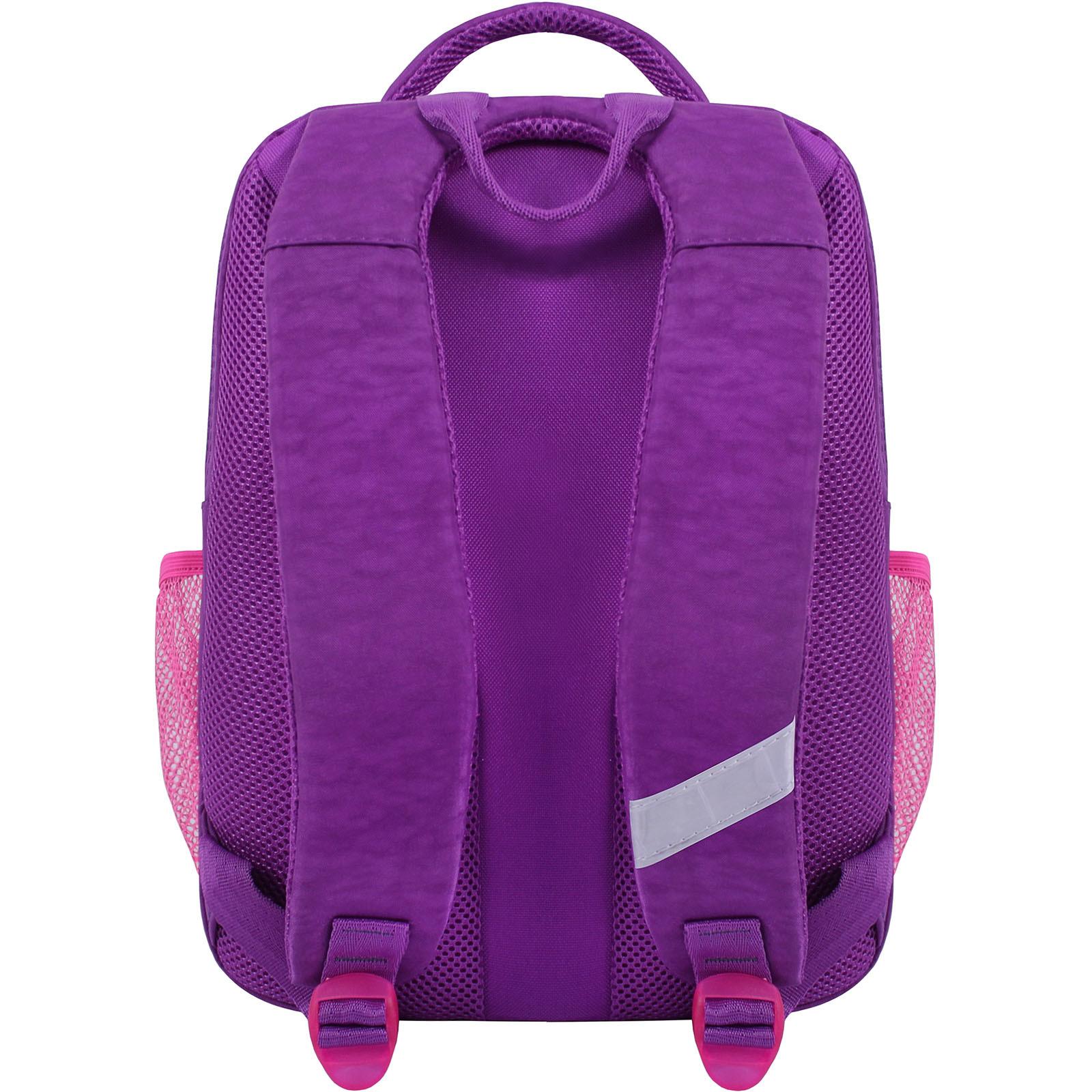 Рюкзак школьный Bagland Школьник 8 л. фиолетовый 502 (0012870) фото 3