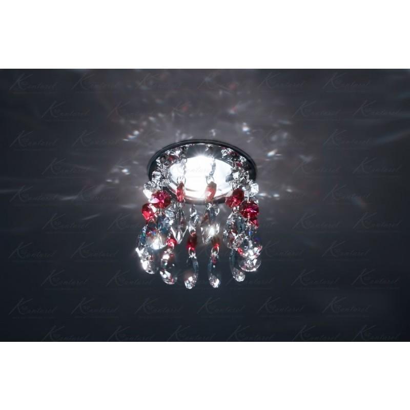 Встраиваемый светильник Kantarel Summer Rain CD 034.3.1/6