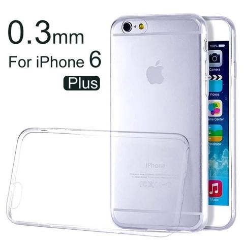 Панелька G-SHINE iphone 6 plus clear-02