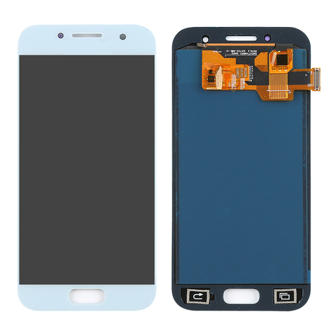 LCD SAMSUNG A5 2017 A520F + Touch Blue Orig