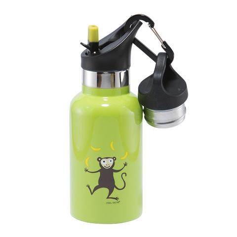Детская термос-фляга TEMPflask™ Monkey 0.35л лайм