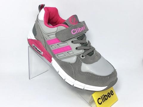 Clibee F812 Gray/Pink 32-37