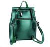 Рюкзак женский JMD Zip 2017 Зеленый Металлик