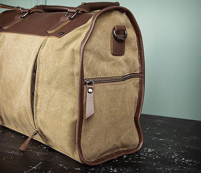 BAG501-2 Мужская сумка из ткани для ручной клади фото 08