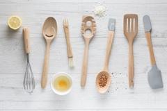 Лопатка силиконовая с двумя насадками Innovative Kitchen (Mason Cash)