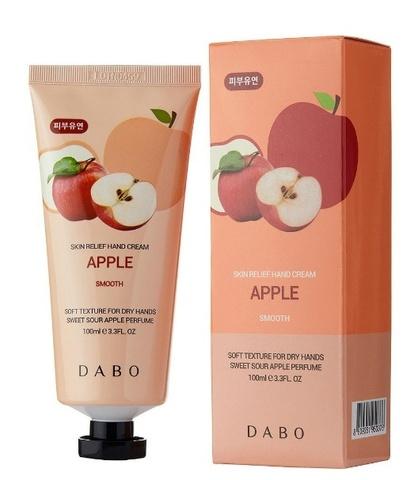 Dabo Крем для рук с экстрактом яблока 100мл