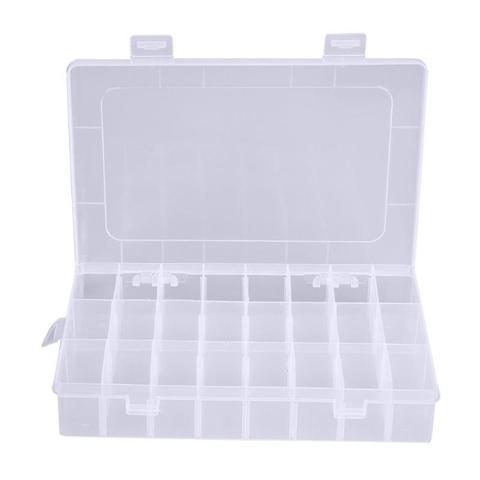 Коробка для хранения страз 15 ячеек