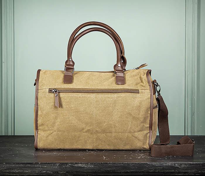 BAG501-2 Мужская сумка из ткани для ручной клади фото 09