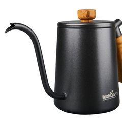 Запатентованная форма носика чайника Yami Drip Kettle   Easy-cup.ru