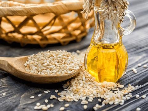 Фреш - масло из семени белого кунжута из 0,5 кг
