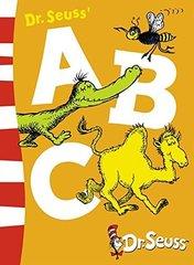 Dr,Seusss ABC: Blue Book