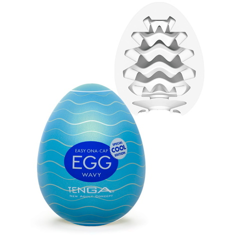 Мастурбатор Tenga Cool Egg