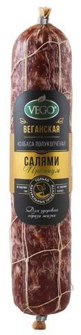 Колбаса Салями Премиум п/к, 400 гр. (ВЕГО)