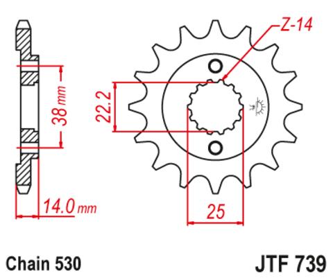 JTF739