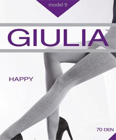 Колготки Giulia Happy 09