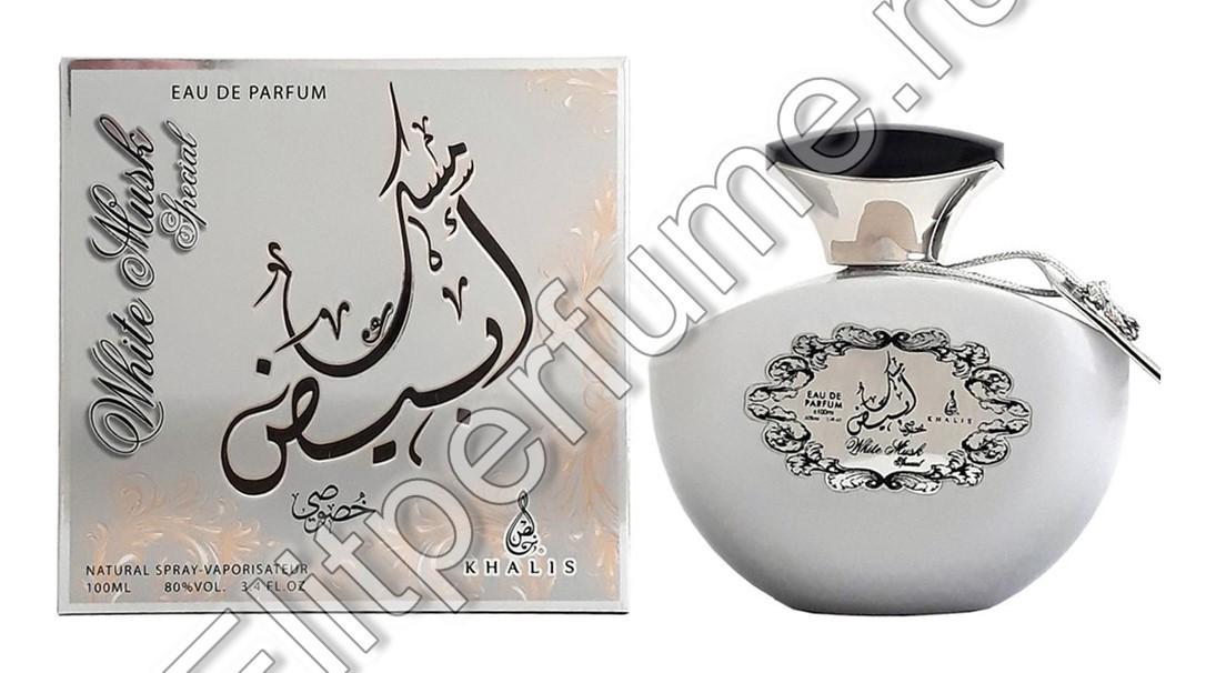 White Musk Special / Вайт Муск Спэшл 100 мл спрей от Халис Khalis Perfumes