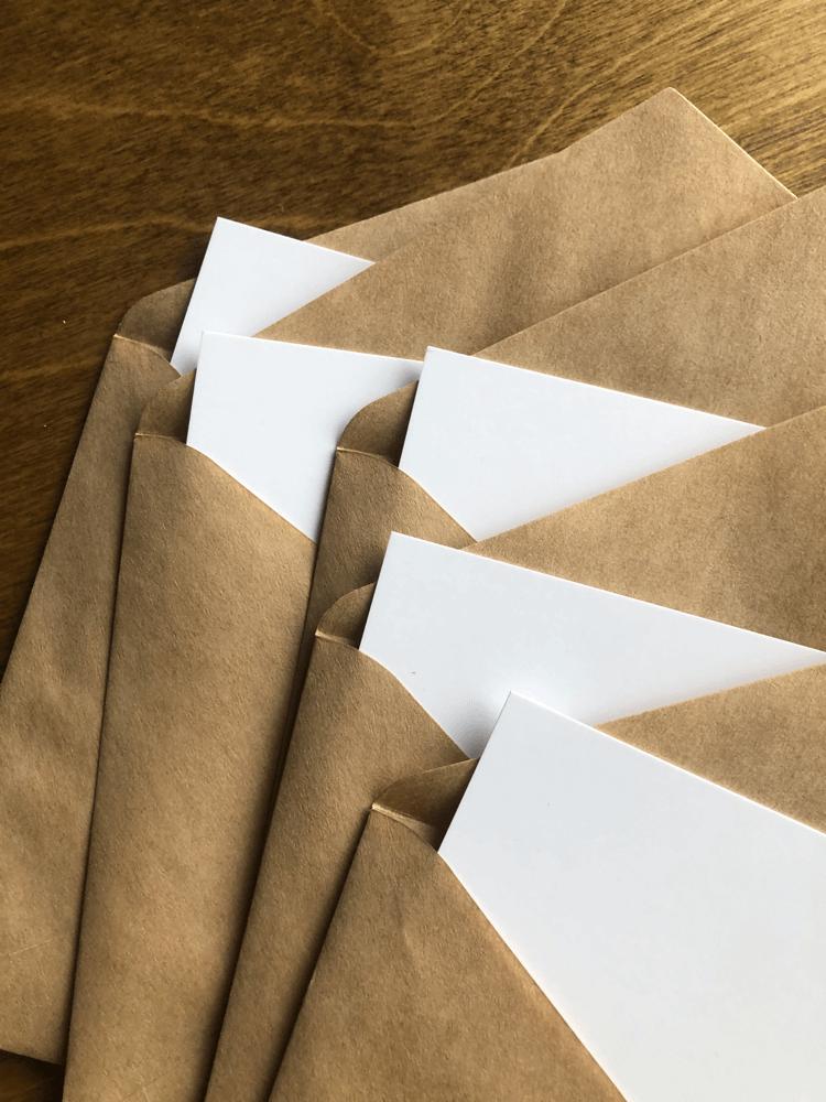 Три листівки на вибір