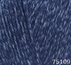 75109 (Т.джинс меланж)