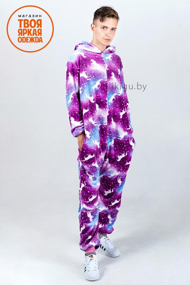 Пижамы кигуруми Галактический Единорог (на молнии) galakt_artem.jpg