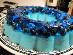 Краситель органический натуральный Матча Голубой (порошок),  25 гр