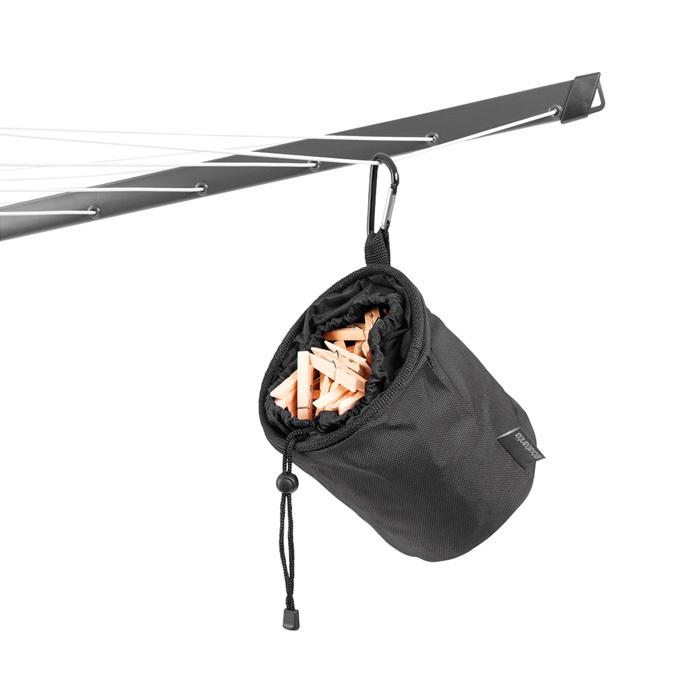 Уличная сушилка Lift-O-Matic (50 м навески), с чехлом, мешком для прищепок, прищепками, арт. 290503 - фото 1