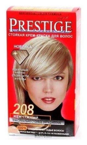Краска для волос Prestige 208 - Жемчужный, 50/50 мл.