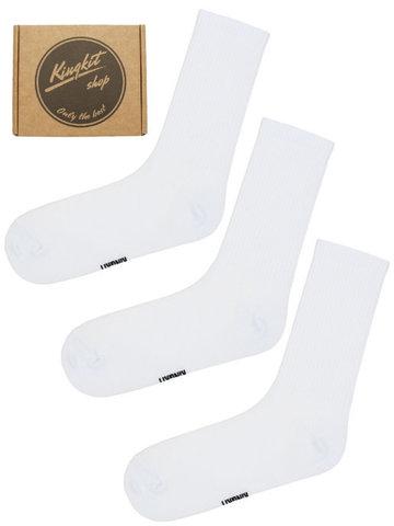 Набор белых носков 3-70
