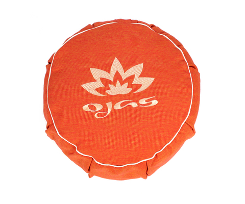 Подушка Lotus кругл. 35х15 см