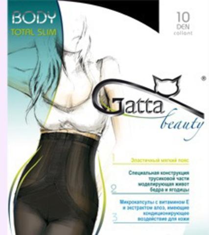 Колготки Gatta Body Total Slim 10